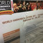 Events to the World Harmonica Festival 2.-5.11.2017